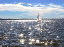 try sailing at carlyle